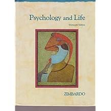 Psychology & Life by Philip G. Zimbardo (1992-07-01)