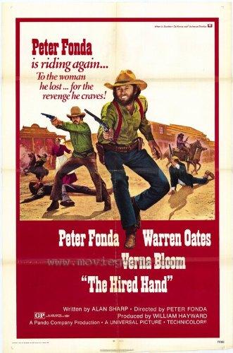 the-hired-hand-poster-movie-b-11-x-17-in-28cm-x-44cm-peter-fonda-warren-oates-verna-bloom-severn-dar