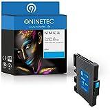 Original NINETEC NT-R41C Tintenpatrone Kompatibel zu Ricoh GC41 Cyan