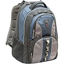 """Wenger 600629 COBALT 16"""" Laptop Backpack , Triple Protect compartment with case stabalising platform in Blue {23 Litres}"""