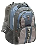 "Wenger 600629 COBALT 16"" Laptop Backpack , Triple Protect compartment with case stabalising platform in Blue {23 Litres}"