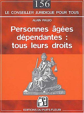Personnes âgées dépendantes : Tous leurs droits