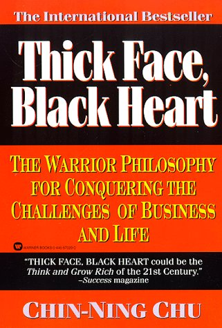 Preisvergleich Produktbild Thick Face,  Black Heart: The Warrior Philosophy for Conquering the Challenges of Business and Life