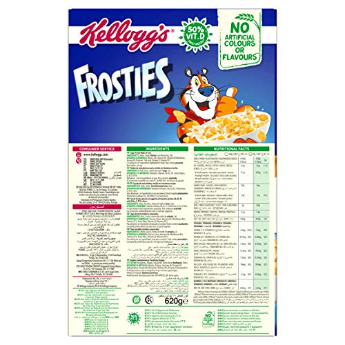 Kellogg's Céréales Frosties 620 g