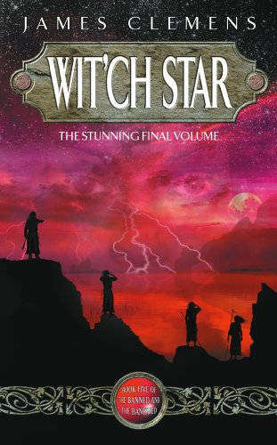 Wit'ch Star: The Banned and the Bannished Book Five (Banned and the  Banished 5)