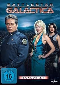 Battlestar Galactica - Season 2.1 [3 DVDs]
