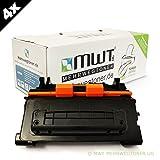 4x MWT Premium Toner ersetzt HP CC364X / 64X Patronen - für LaserJet P 4015 DN N TN X 4016 A 4017 & P4015 P4015DN P4015N P4015TN P4015X P4016A - deutsche Qualität von MWT - kein Original