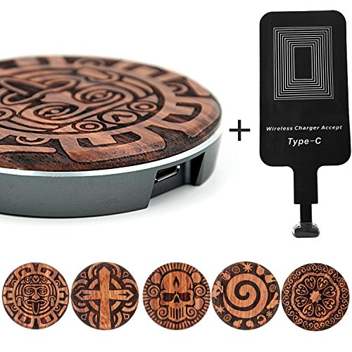 leapcover-wood-qi-wireless-charging-pad-with-type-c-receiver-for-for-lg-g5-huawei-p9-honor-8-nexus-6