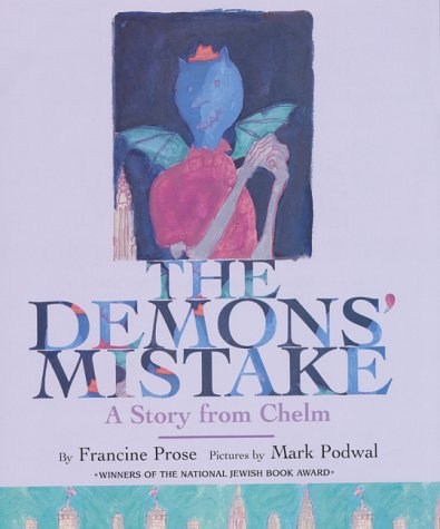 The Demons Mistake A Story From Chelm