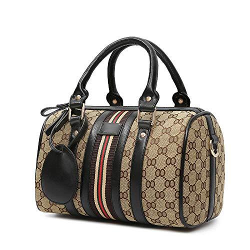 Fyyzg Damen Schulter Messenger Bag Modetrend Europa und Amerika - Europa-messenger Bag