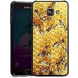 Samsung Galaxy A3 (2016) Housse Étui Protection Coque Abeilles Abeille Insectes