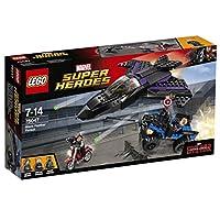 LEGO Super Heroes 76047: Captain America Civil War Black Panther Pursuit