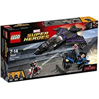 LEGO 76047 Marvel Super Heroes Black Panther Pursuit