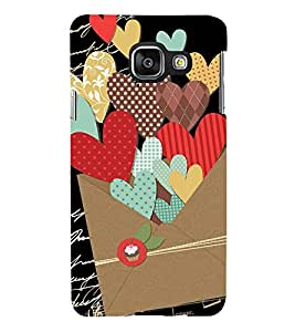 PrintVisa Designer Back Case Cover for Samsung Galaxy A3 (6) 2016 :: Samsung Galaxy A3 2016 Duos :: Samsung Galaxy A3 2016 A310F A310M A310Y :: Samsung Galaxy A3 A310 2016 Edition (headset jeans shirts shoes lofars)