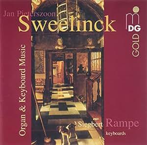 Sweelinck: Organ & Keyboard Music