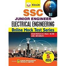 Kiran Prakashan SSC Junior Engineer Electrical Engineering Online Mock Test Series (Total 5 Test Series) (Email Delivery in 2 Hours - No CD)