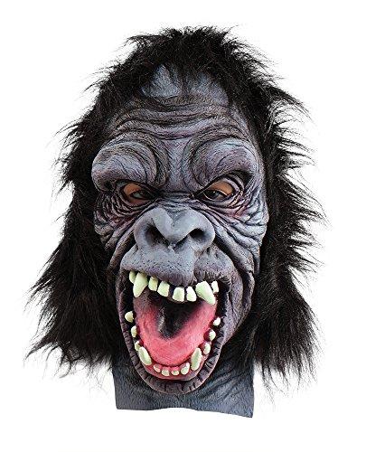 Bristol novità BM014 maschera da Gorilla (taglia unica)  sc 1 st  SaveMoney.es & Halloween gorilla animal costumes the best Amazon price in SaveMoney.es