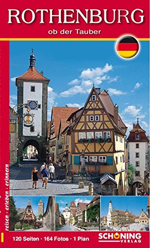 Stadtführer Rothenburg o.d. Tauber