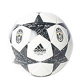 Adidas Finale16Juvecap Pallone da Calcio, Bianco (Bianco/Nero/Granit), 5
