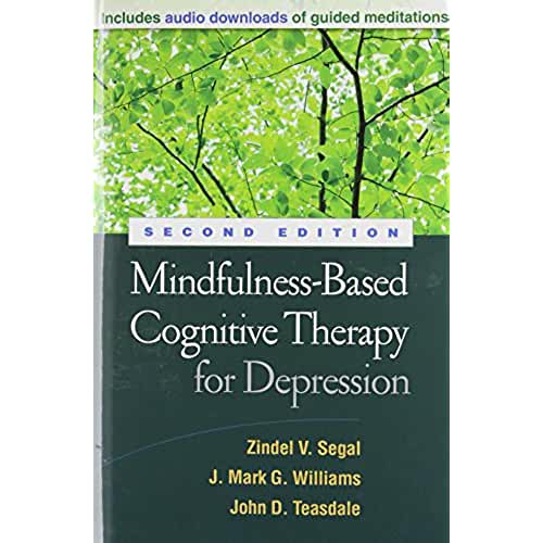 mindfulness cognitive therapy for self conception Together they have written about their research in mindfulness-based cognitive therapy self harm (piatkus, 2014), and mindfulness people), to teach.