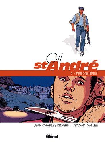 Gil St-André, Tome 7 : Prisonnières