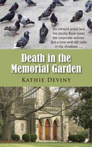 Death in the Memorial Garden (English Edition) -