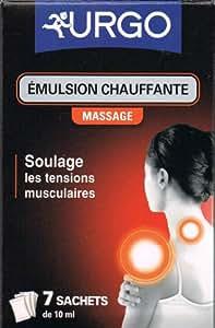 Urgo Emulsion Chauffante 7 Sachets