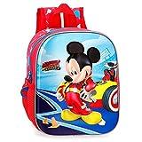 Disney Lets Roll Mickey Zainetto per bambini 25 centimeters 5.25 Multicolore (Multicolor)