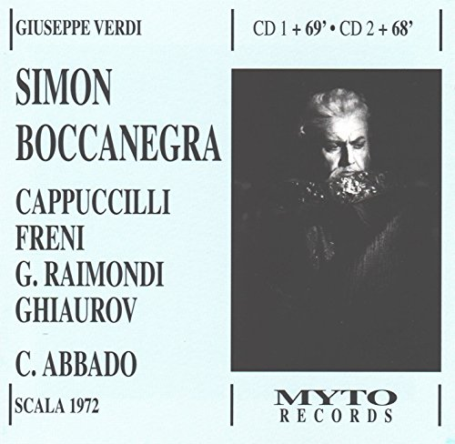 Simon Boccanegra [Import allemand]