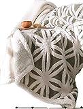Korallenrote Fleece-Decke mit Satin-Kanten - Extra weiches, gebürstetes Polyestergewebe - Leichte und dauerhafte Bett- / Couchdecke - Maschinenwaschbare Sherpa-Decke über Decke,Green,160*210cm