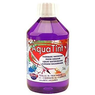 Unbekannt Wasserfarbe flüssig - Aquatint hochpigmentiert 250ml violett