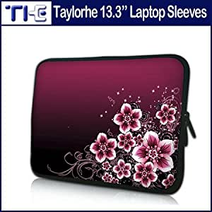 13'3 inch 13 inch compact neoprene Laptop Case Laptop Bag Computer Bag for Lenovo Ideapad/ACER Aspire/Samsung/Packard Bell EasyNote/Toshiba Satellite/HP Pavilion/Sony Vaio/Asus Zenbook/Apple Macbook Air