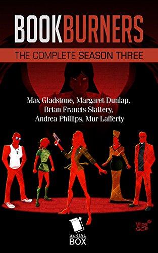 Bookburners: The Complete Season 3 (English Edition)