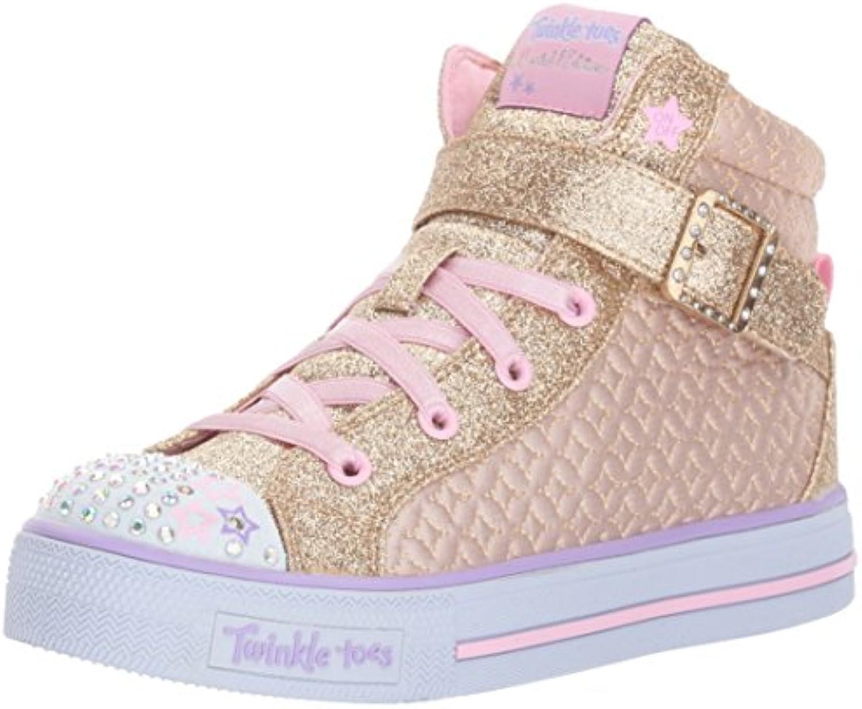 Skechers Kids Kids' Shuffles Twinkle Charm Sneaker