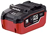Metabo 625342000 Akkupack LiHD 18V-5,5 Ah