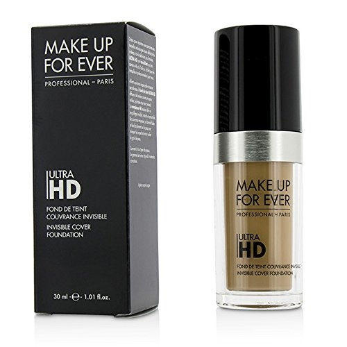 MAKE UP FOR EVER Ultra HD Foundation - Invisible Cover Foundation 30ml Y315 - Sand