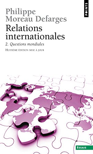 Relations internationales. Questions mondiales (2)