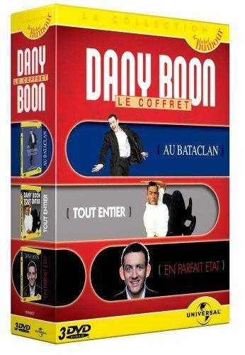 Coffret Dany Boon 2 DVD : En parfait état / Bataclan / Tout entier