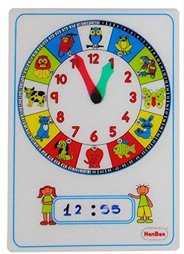 Henbea - Reloj Manual Animales (772)