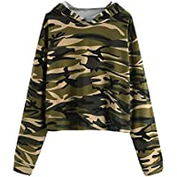 Vaycally Frauen-Fester Ständer Bluse Sweatshirt Winter-warme Fleece Tasche Bluse