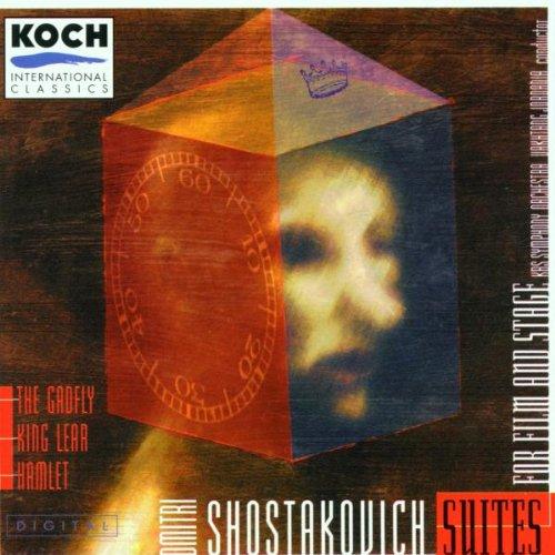 shostakovich-gadfly-king-lear-hamlet-suites
