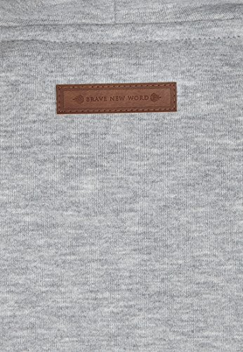 Naketano Debil mit Stil V Black Grey Melange