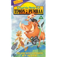Timon And Pumbaa: Around The World With Timon And Pumbaa