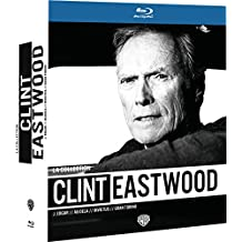 Coffret clint eastwood : j.edgar ; au-delà ; invictus ; gran torino