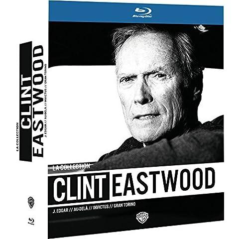 La Collection Clint Eastwood - J. Edgar + Au-delà + Invictus + Gran Torino