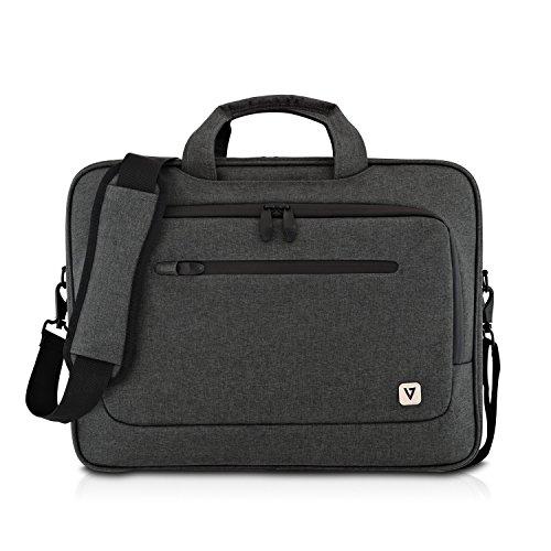 V7 CTPX1-1E Valigetta per laptop da 15.6 inch con tracolla