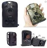 Telecamera a Batteria Ltl Acorn 5210 con Autonomia fino a 6 Mesi + DVR su Sd Card fino a 16 Gb Visione Notturna con Led Infrarossi Invisibili