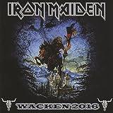 Software - Iron Maiden WACKEN OPEN AIR LIVE 2016 The Book Of Souls World Tour 2CD set
