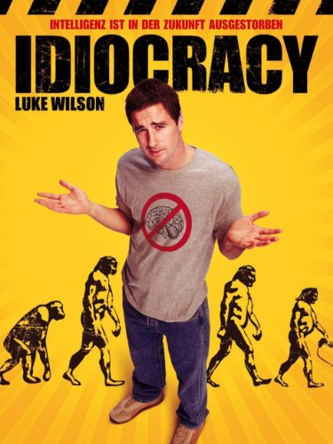 Idiocracy - Shepard Stand