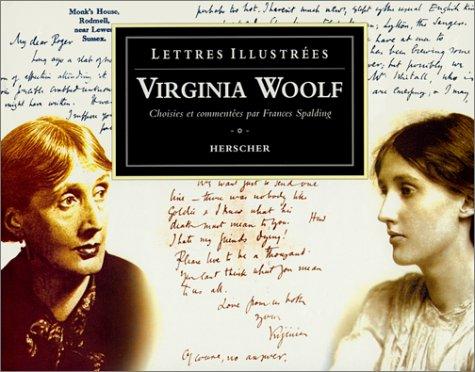 Virginia Woolf : Lettres illustrées par Virginia Woolf
